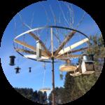 Bird Feeder Hub