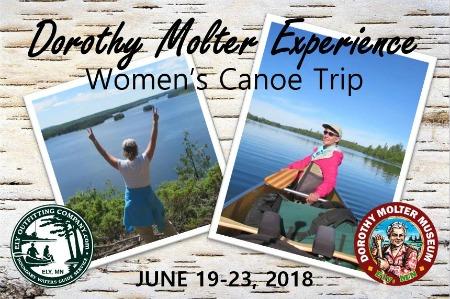 Canoe Trip 2018 Ad Web