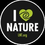 I Heart Nature Circle