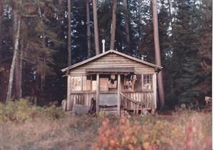 Dorothy's Winter Cabin